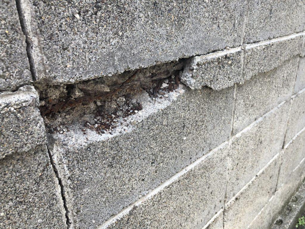 【ブロック塀の寿命】ブロック塀マニアックス-8