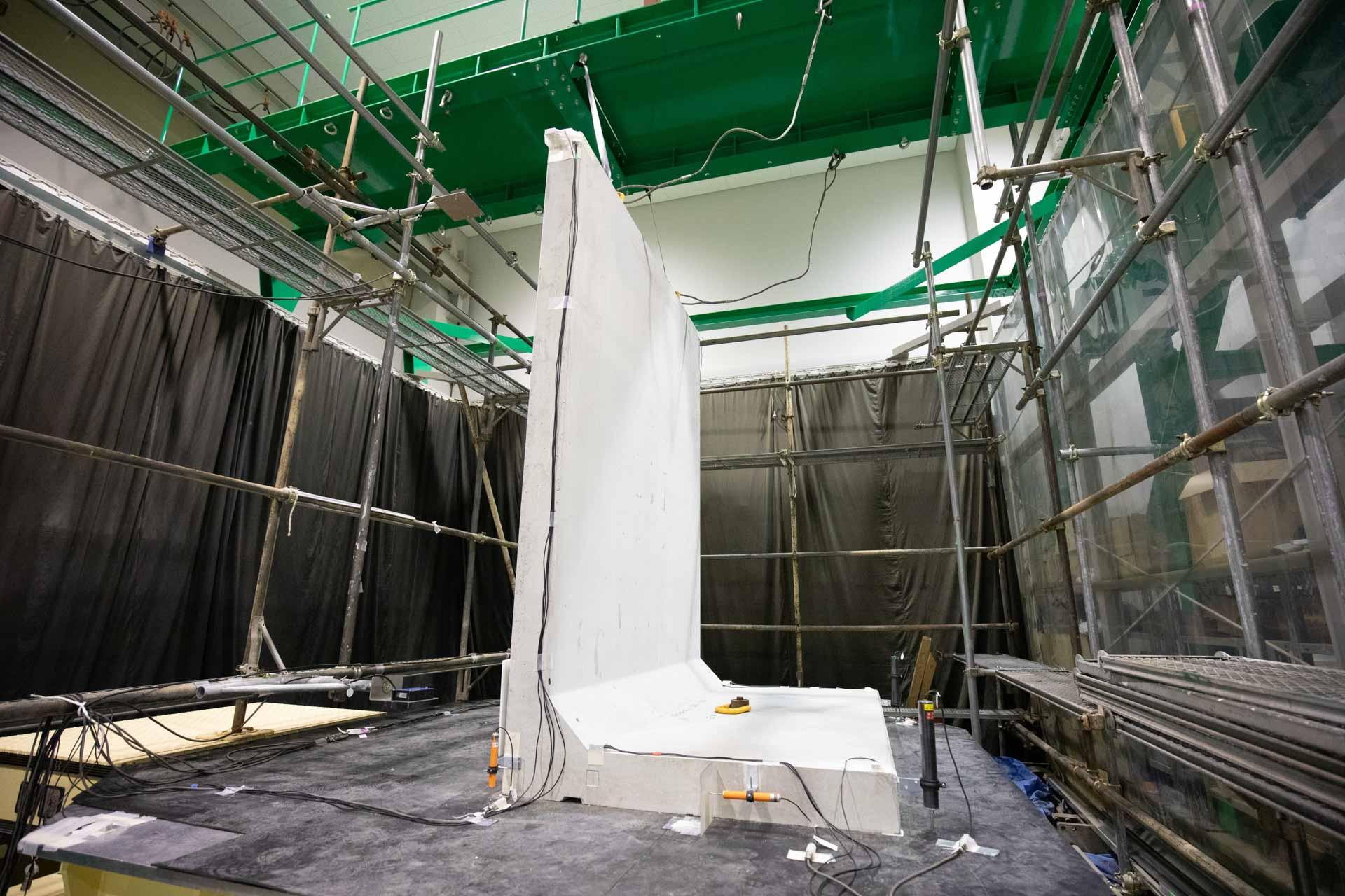【日本初!】塀のねっこ耐震振動実験動画公開【金沢工業大学共同研究】